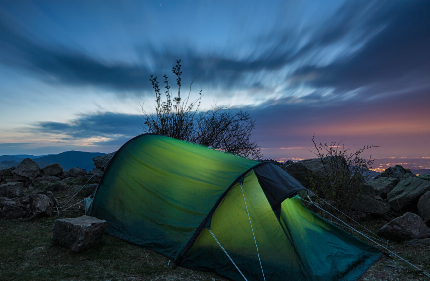 Things to Bring on Your Camping Trip