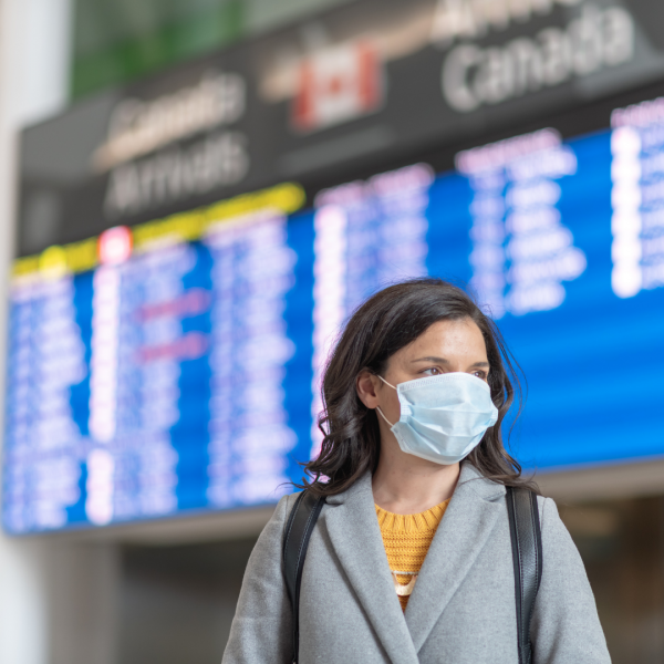 Tips on Travelling During a Pandemic